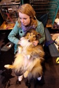 Dogs And Owners Gather For 2010 Crufts Dog Show