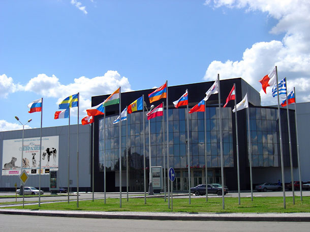 Международный выставочный центр «Крокус Экспо»