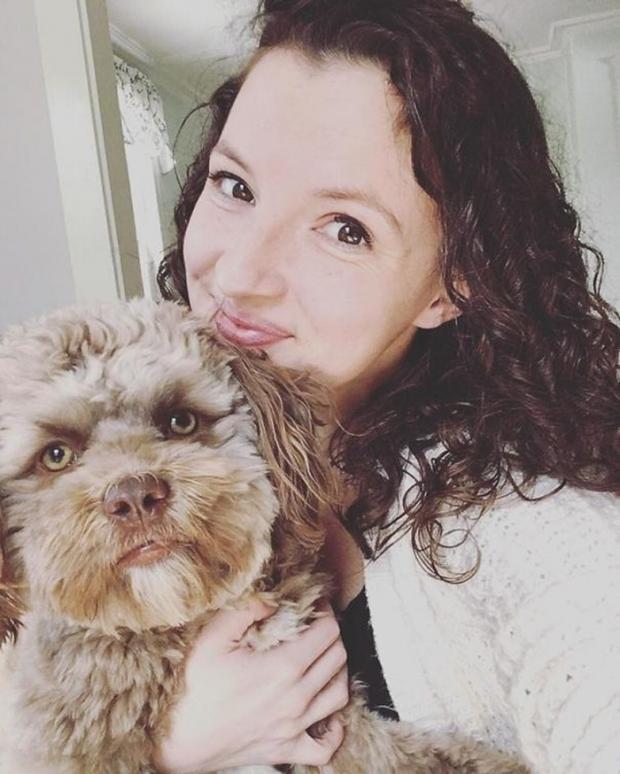 Человеческое лицо у собаки ши-тцу: удивление хозяйки Йоги